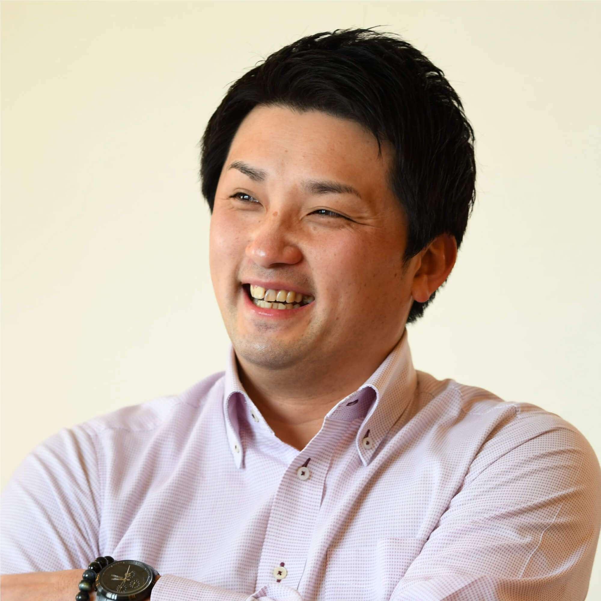 - リフォーム事業部 営業課係長千葉哲也 職歴5年 -